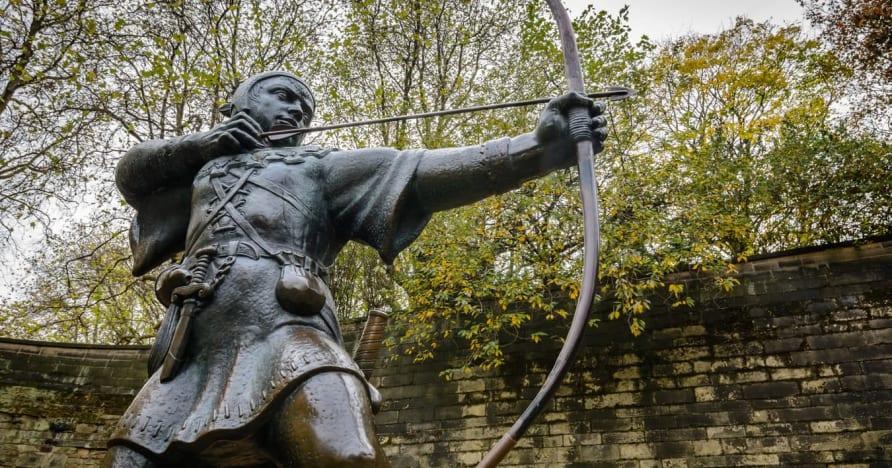 Yggdrasil Gaming bermitra dengan Peter & Sons untuk merilis Robin- Nottingham Raiders