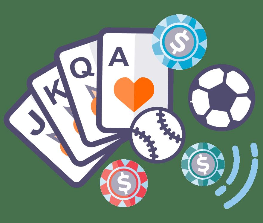 2  Kasino Online Sports Betting terbaik pada tahun 2021