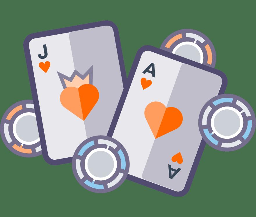 126  Kasino Online Blackjack terbaik pada tahun 2021