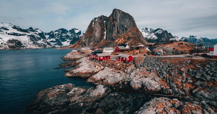 Perjudian Daring di Norwegia