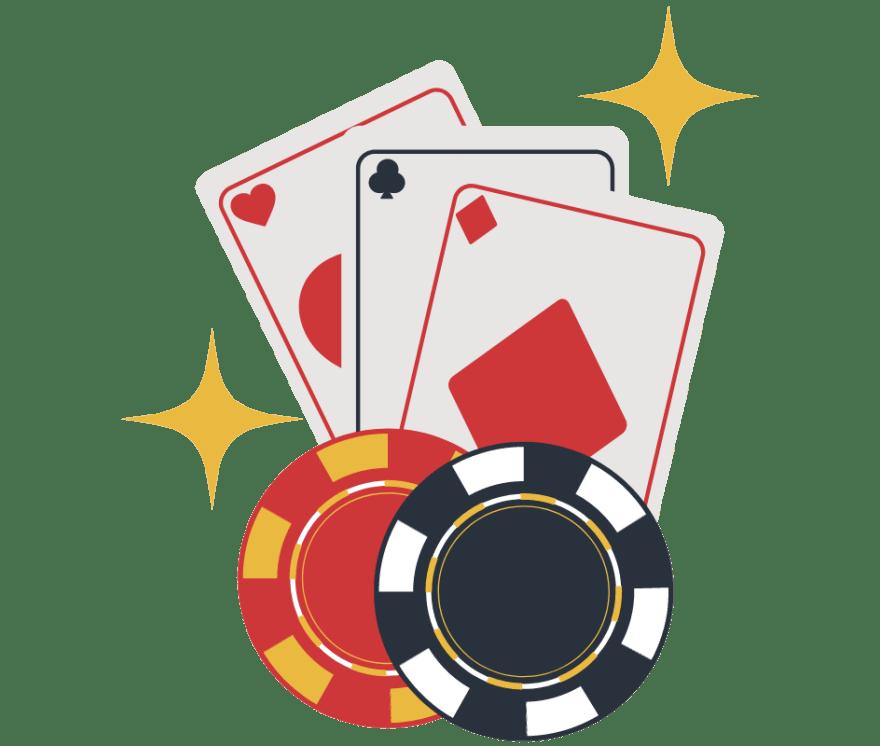 115  Kasino Online Blackjack terbaik pada tahun 2021