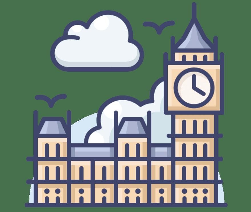 26  Kasino Online terbaik di Inggris Raya tahun 2021