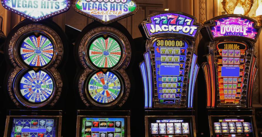 Game Slot yang Memompa Keberuntungan