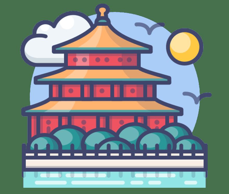 41  Kasino Online terbaik di Tiongkok tahun 2021