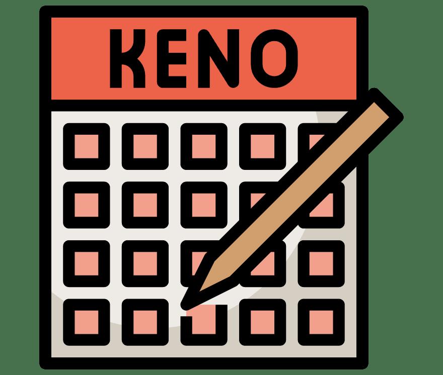 47  Kasino Online Keno terbaik pada tahun 2021