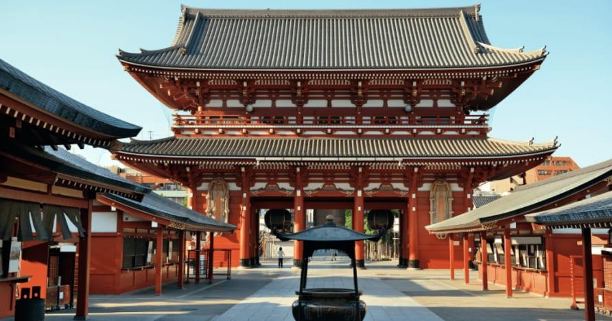Perluasan Leo Vegas ke Pasar Game Jepang