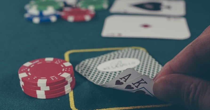 Poker Online- keterampilan dasar
