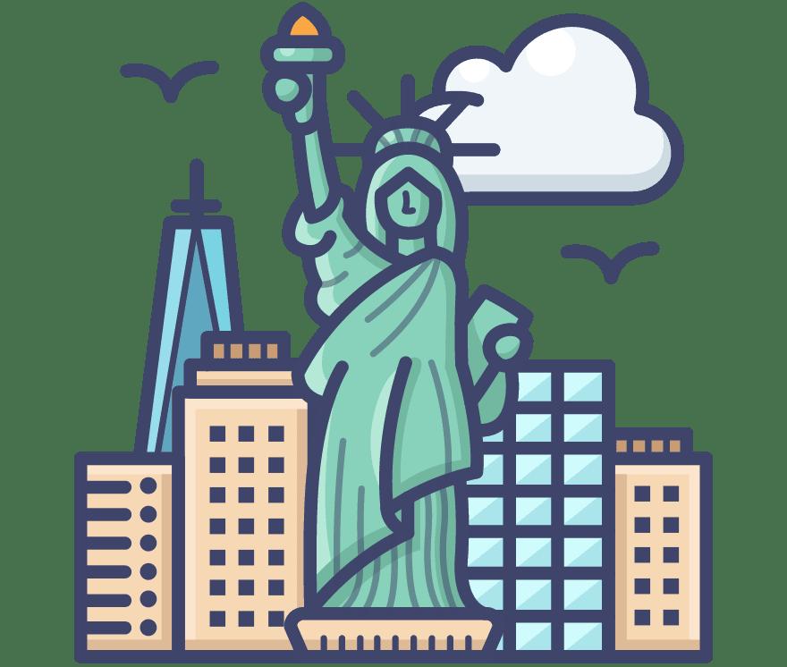 15  Kasino Online terbaik di Amerika Serikat tahun 2021