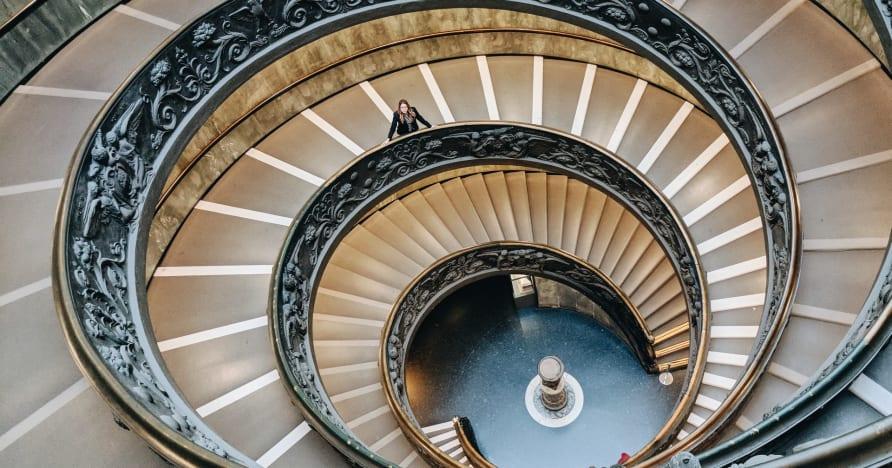 Roulette Online: Strategi Kemenangan Roulette Fibonacci