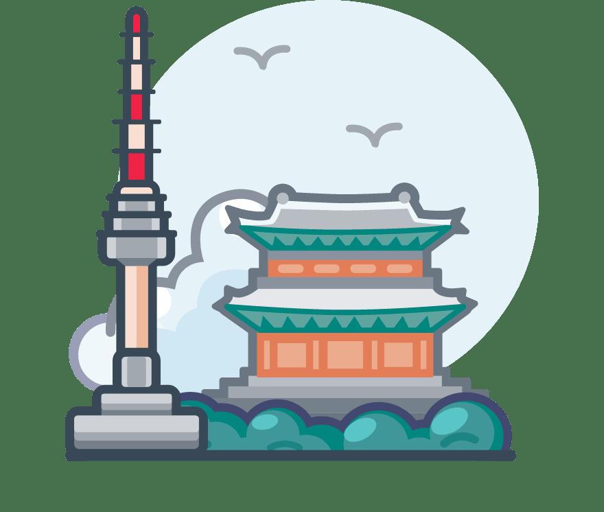 34  Kasino Online terbaik di Korea Selatan tahun 2021