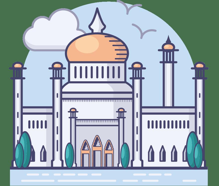 27  Kasino Online terbaik di Brunei tahun 2021