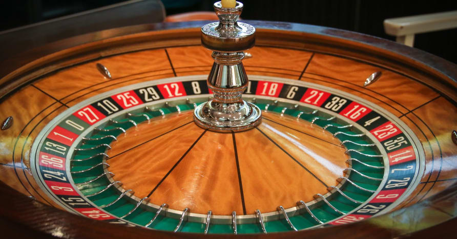 Roulette Online: Strategi Anti-Martingale