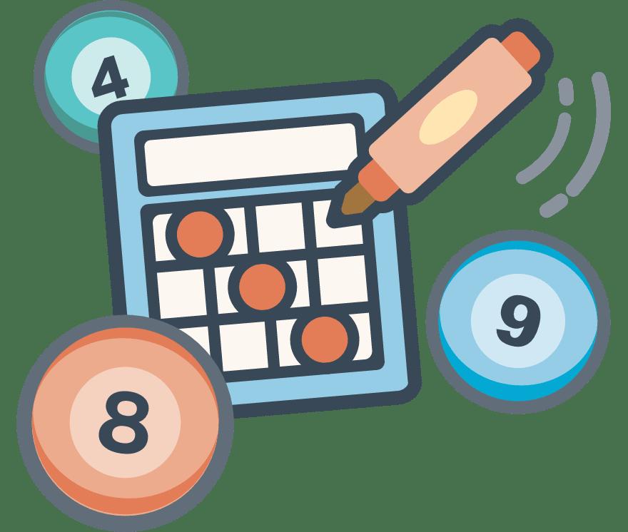 61  Kasino Online Bingo terbaik pada tahun 2021